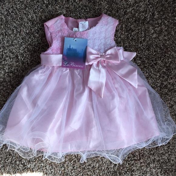 La Princess Other - Baby girl dress